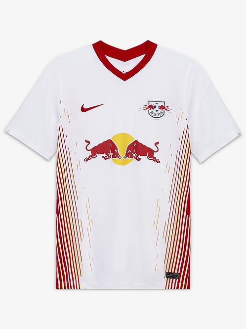 2020-2021 RB Leipzig Home Football Shirt
