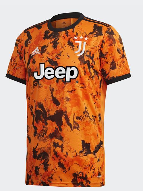 2020-2021 Juventus Third Away Football Shirt