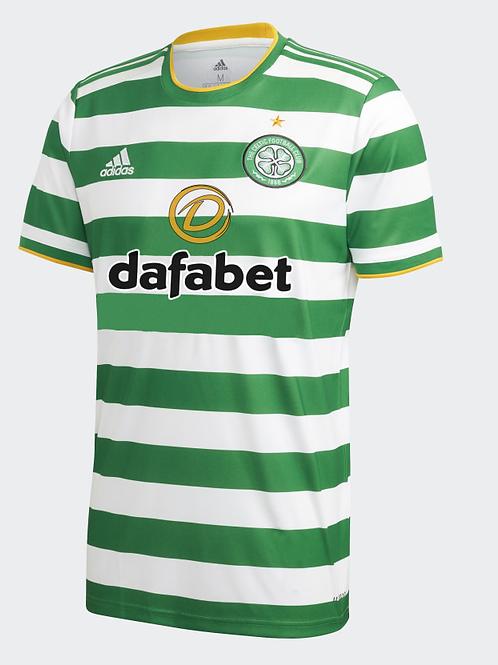 2020-2021 Celtic Home Football Shirt