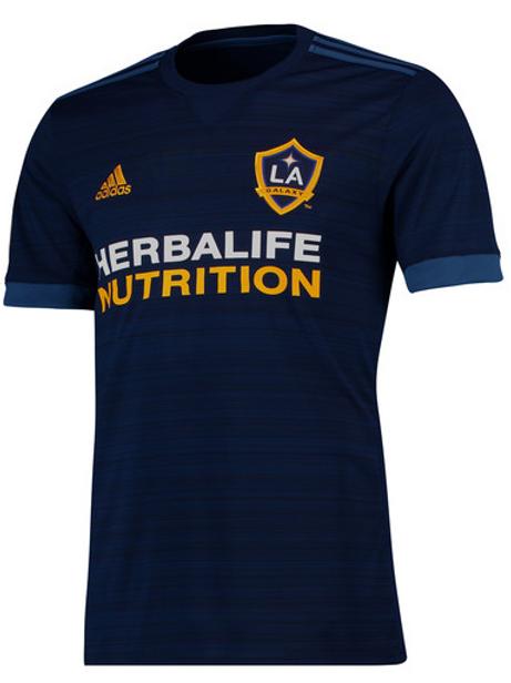 2018-2019 LA Galaxy Away Football Shirt