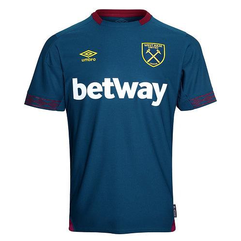 2018-2019West Ham Away Football Shirt