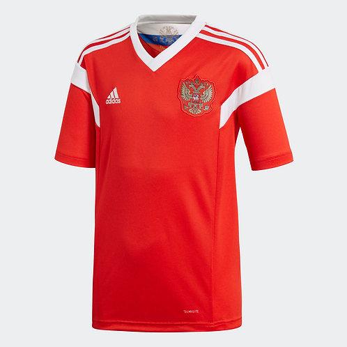 2018 Russia Home Football Shirt