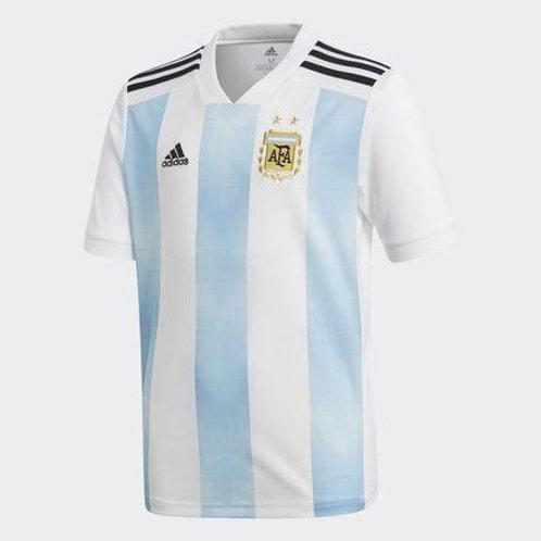 2018-2019 Argentina Home Football Shirt