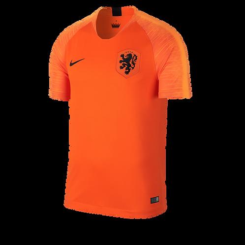 2018-2019 Netherlands HomeFootball Shirt
