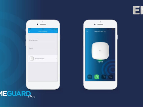 ERA HomeGuard Pro Smart Home Alarm System