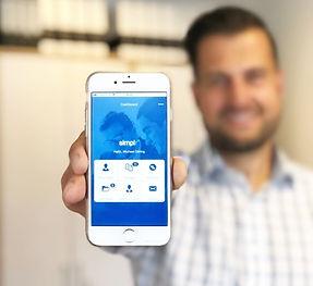 Michael Döring digitaler Kundenordner