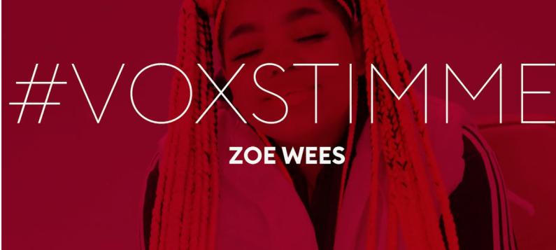Zoe Wees über Depressionen