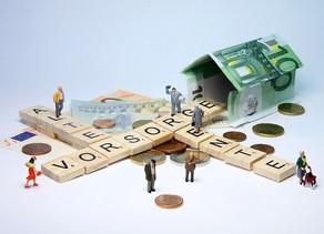 Der Steuerzuschuss zur Rente steigt bis 2023 auf 114 Milliarden Euro!