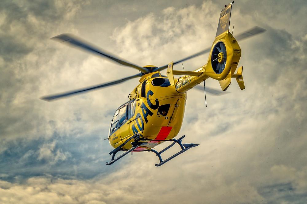 ADAC Rettungshubschrauber, Krankenrücktransporte