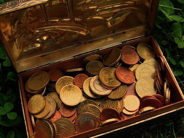 Bargeld Münzen