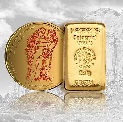 Edelmetalle Greiz Goldbarren Goldmünzen