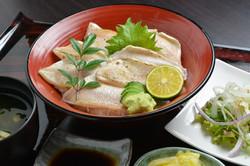 鮨寿 のどぐろ炙り丼