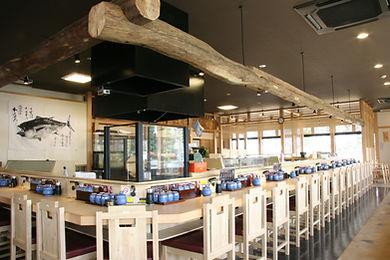 ことぶき寿司 PLANT5横越店