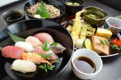 鮨寿 レディースセット