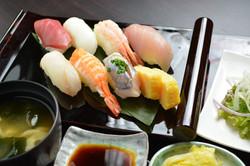 鮨寿 日替わり握り寿司定食