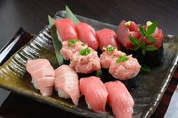 鮨寿 まぐろ三昧定食