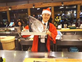 横越店 メリークリスマス!