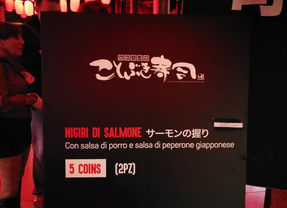 ことぶき寿司、海外進出!