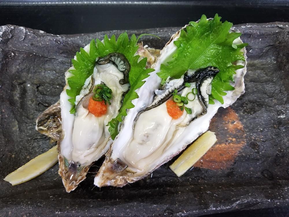 牡蠣食べ比べセット