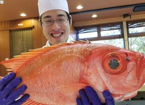 【亀田店】金時鯛です!