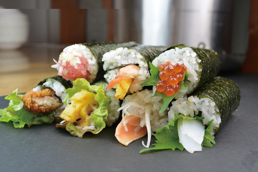ことぶき寿司の恵方巻