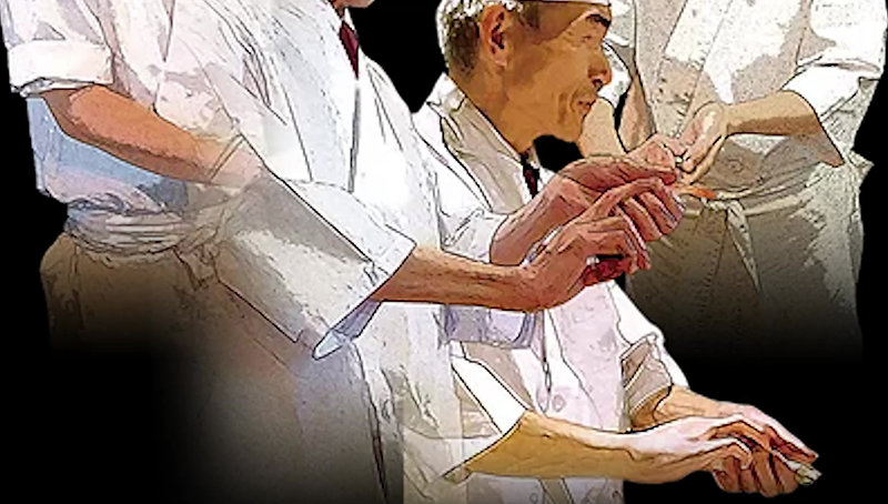 ことぶき寿司感染対策動画