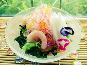【横越店】海の宝石サラダ♡