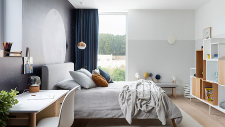 Palo Alto - Kids Bedroom