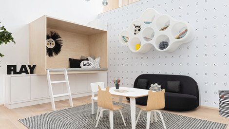 Palo Alto - Play Room