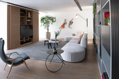Palo Alto - Living Room 24