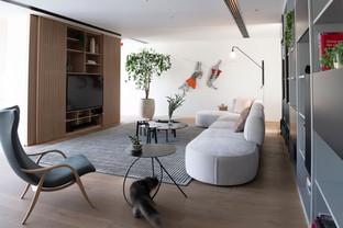Palo Alto - Living Room 21