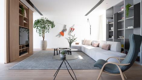 Palo Alto - Living Room