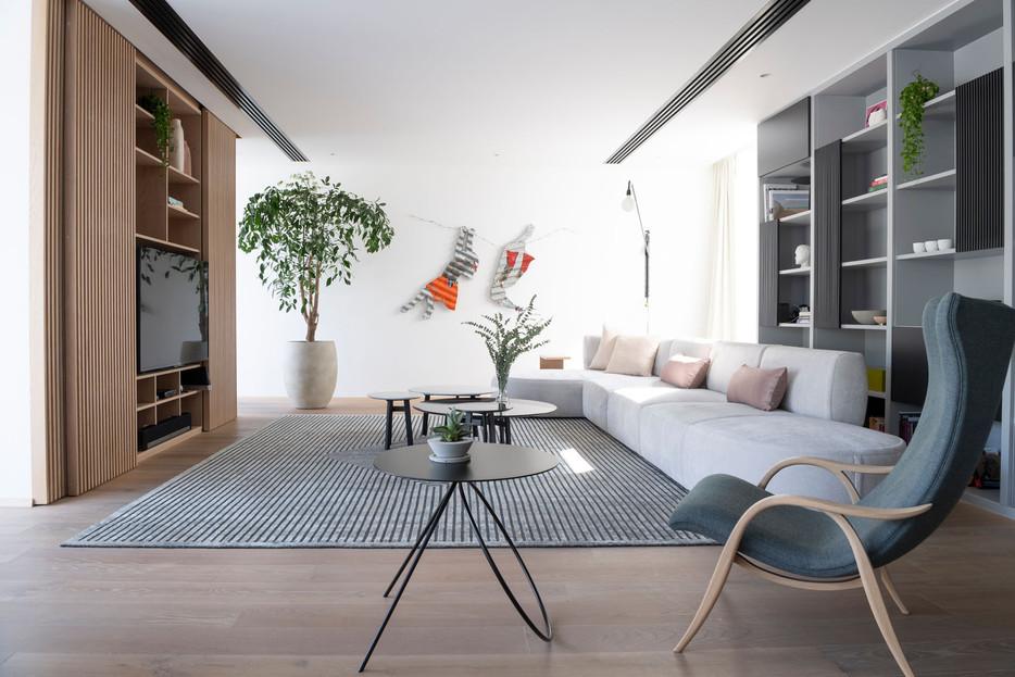Palo Alto Living Room