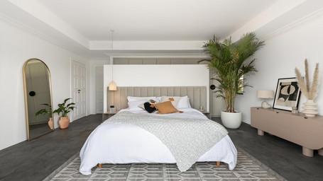 Yorkville - Master Bedroom