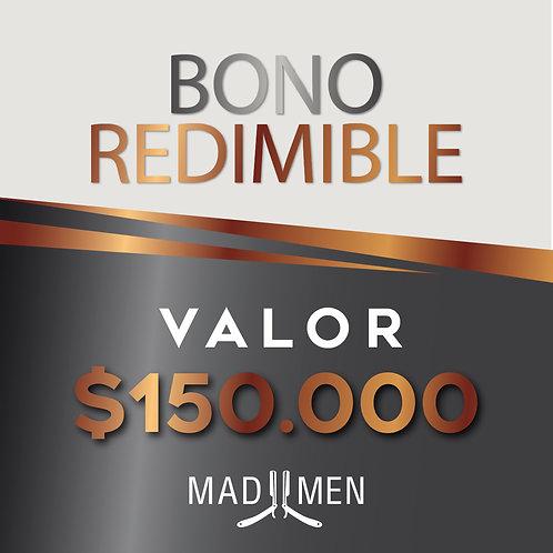 Bono de Servicio $150.000