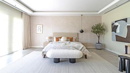 Manhattan - Master Bedroom