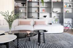 Palo Alto - Living Room 8
