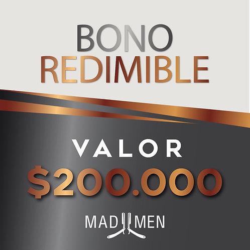 Bono de Servicio $200.000