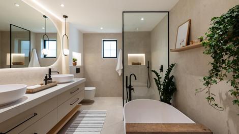 Yorkville - Bathrooms