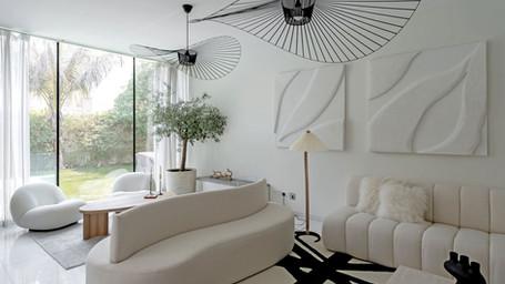 Casablanca - Living Room