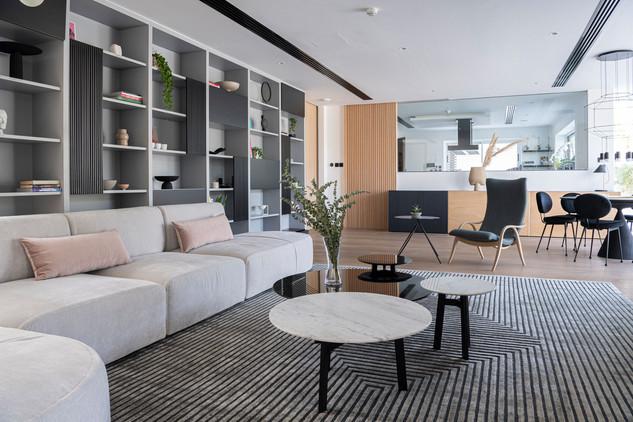 Palo Alto - Living Room 3