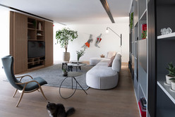 Palo Alto - Living Room 4