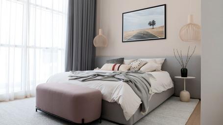 Palo Alto - Master Bedroom