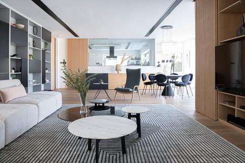 Palo Alto - Living Room 1