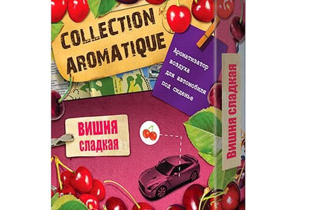 """Ароматизатор Collection Aromatiqueпод сиденье """"Вишня сладкая """""""