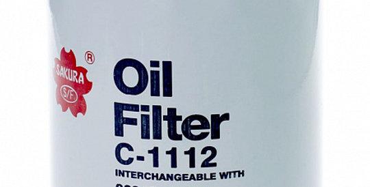 C1112 SAKURA Масляный фильтр