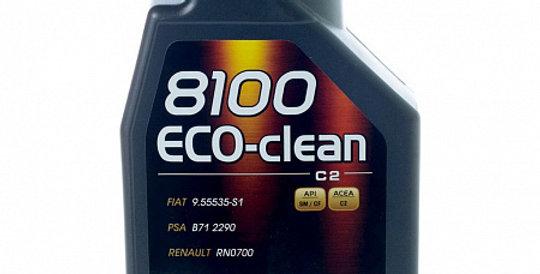 Моторное масло MOTUL 8100 Eco Clean 5w30 1л