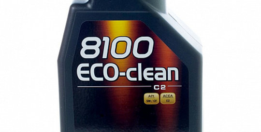 Моторное масло MOTUL 8100 Eco Clean 0w30 1л