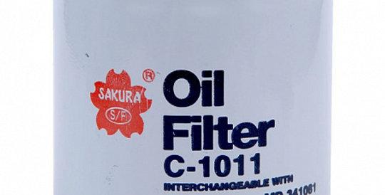 C1011 SAKURA Масляный фильтр