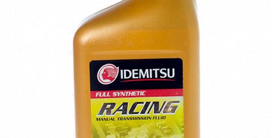 Масло осевого редуктора IDEMITSU Racing Gear Oil GL-5 75w90 1л
